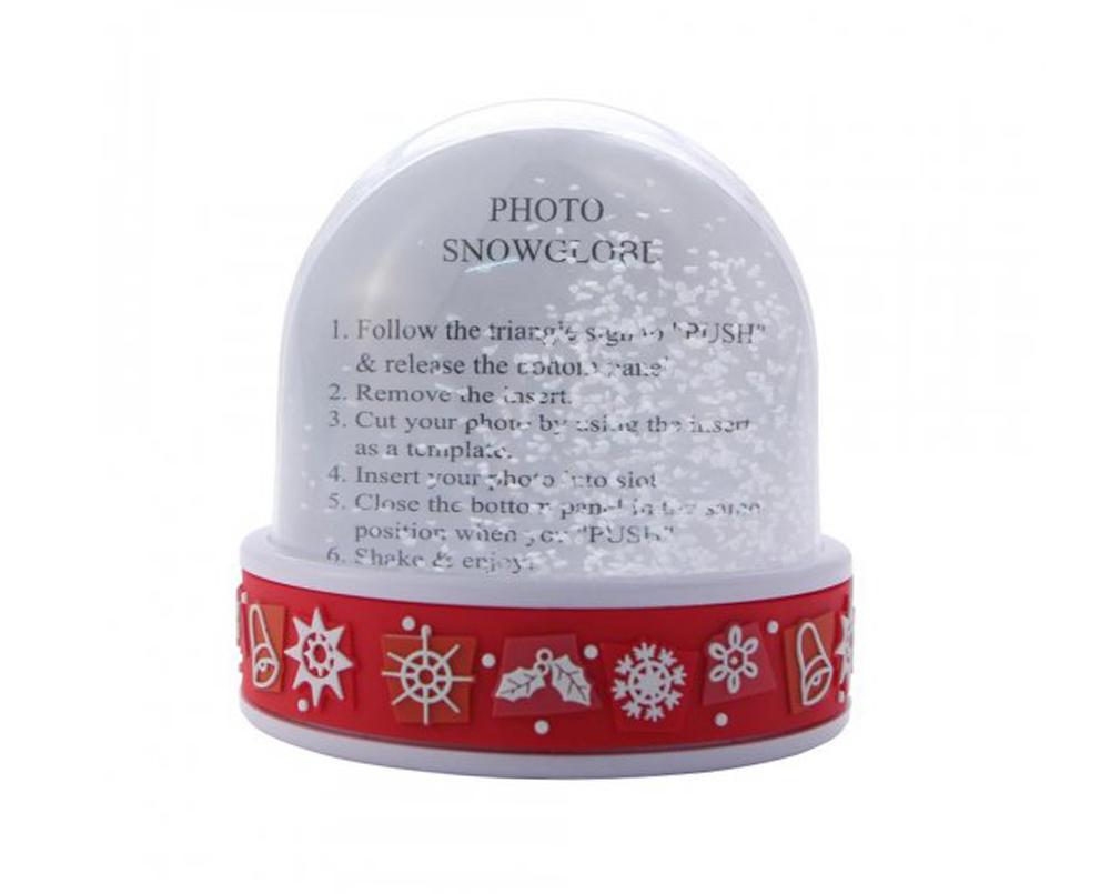 Χιονόμπαλα-Χριστουγεννιάτικη-με-Glitter-χιονιού